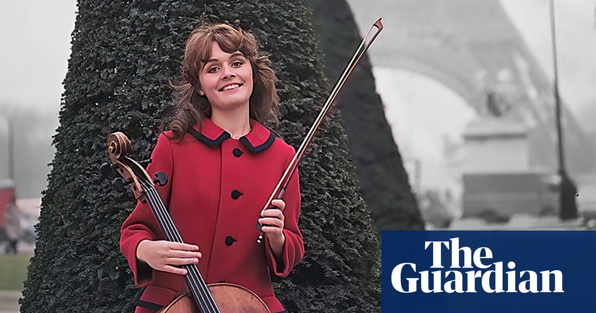 The mystery of Anja Thauer, the greatest cellist youve never heard of