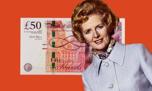 Thatcher: the new face of the fifty?