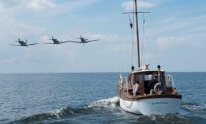 Epic storytelling … Dunkirk.