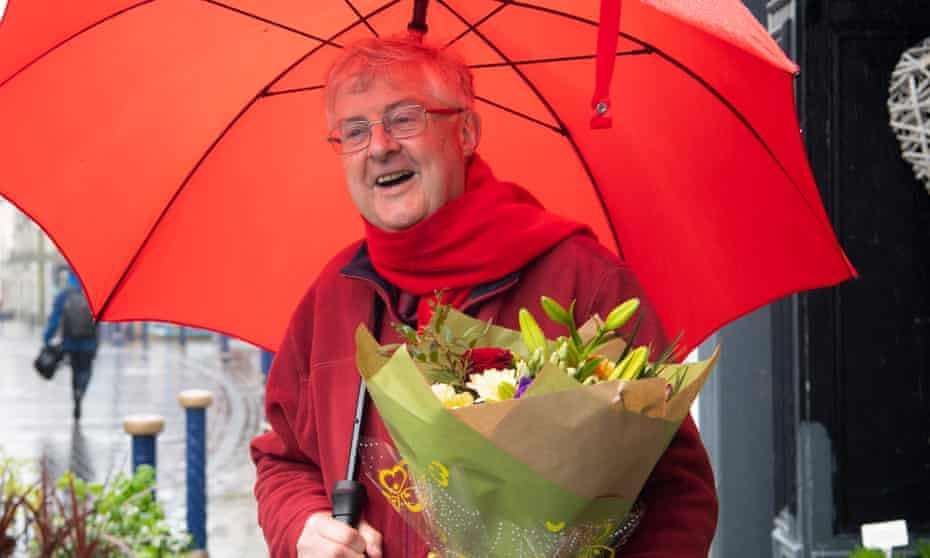 Mark Drakeford in Wales enjoyed rare Labour success.
