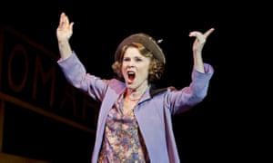 Imelda Staunton in Gypsy the Musical