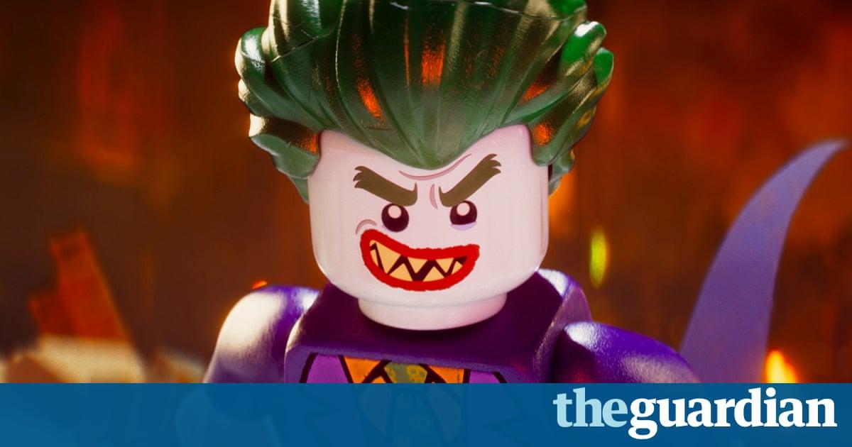 Лего Фильм Бэтмен 2017  kinogoonlainclub