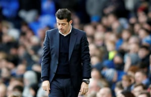 A poor festive run for Everton and Marco Silva.