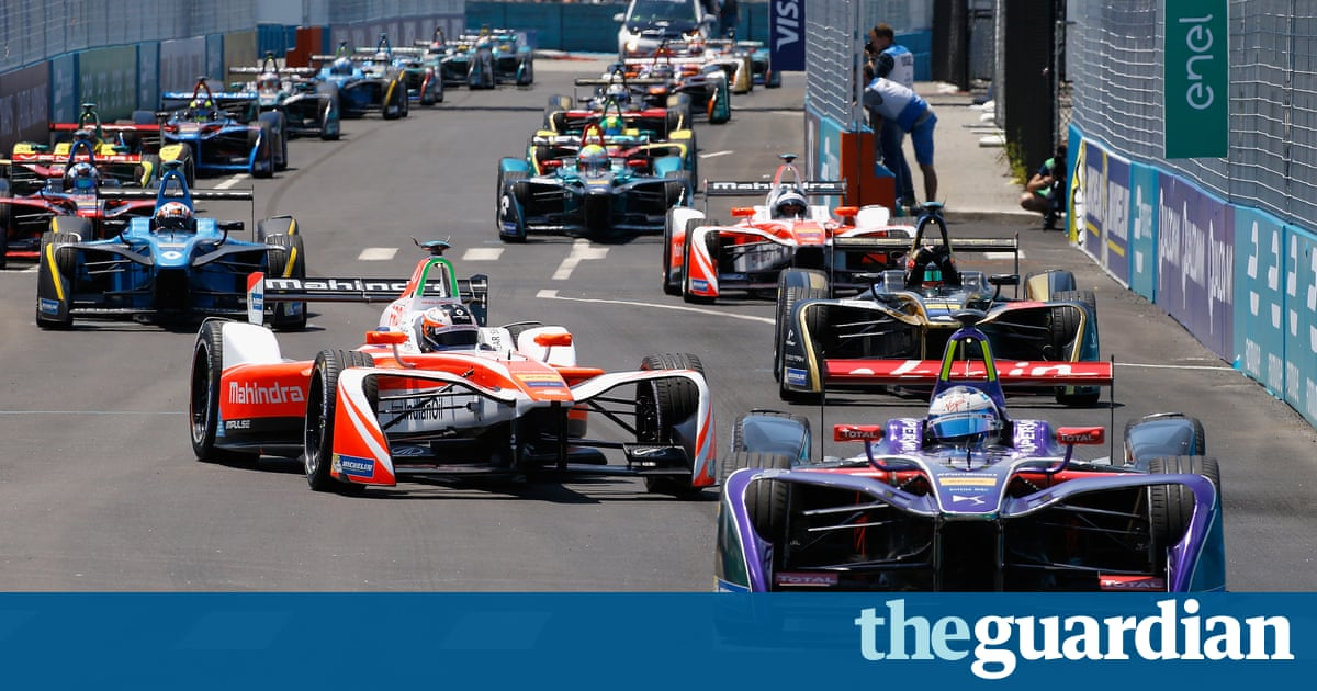 As German Giants Join Formula E Is The Future Electric