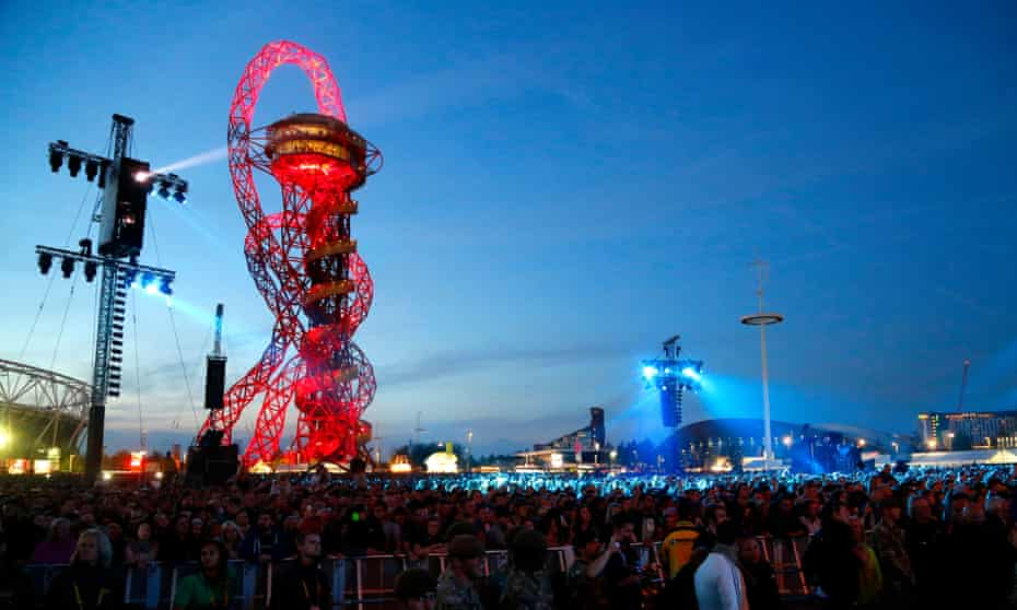 Not enough people want to go up Anish Kapoor's ArcelorMittal Orbit sculpture.