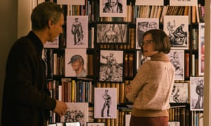 Pekka Strang with Jessica Grabowsky in Tom of Finland.