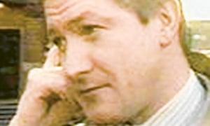 Belfast solicitor Pat Finucane.