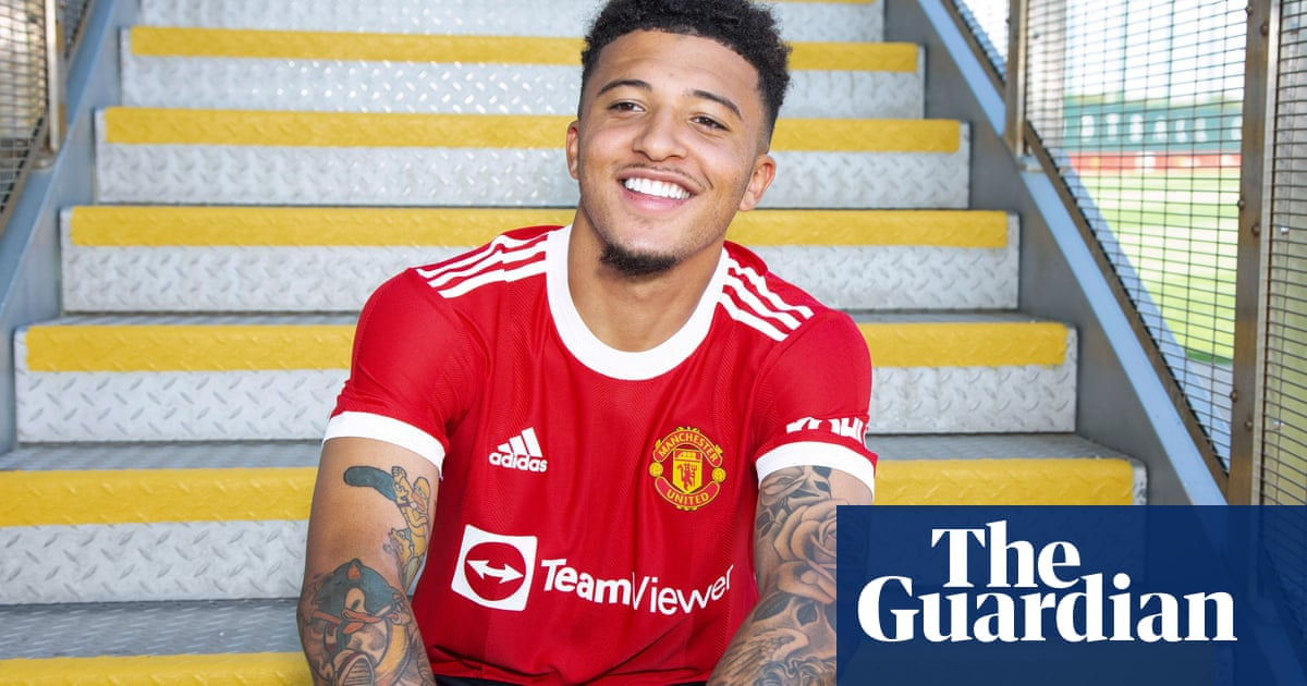 Jadon Sancho, the 'generational' player who could be a bargain for Manchester United