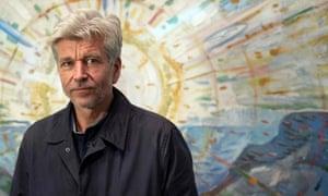 Six-volume autofiction under way: Karl Ove Knausgård.