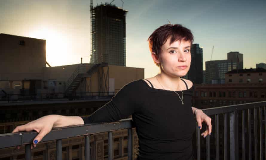 'It felt weird about openly asking for money' ... writer Laurie Penny.