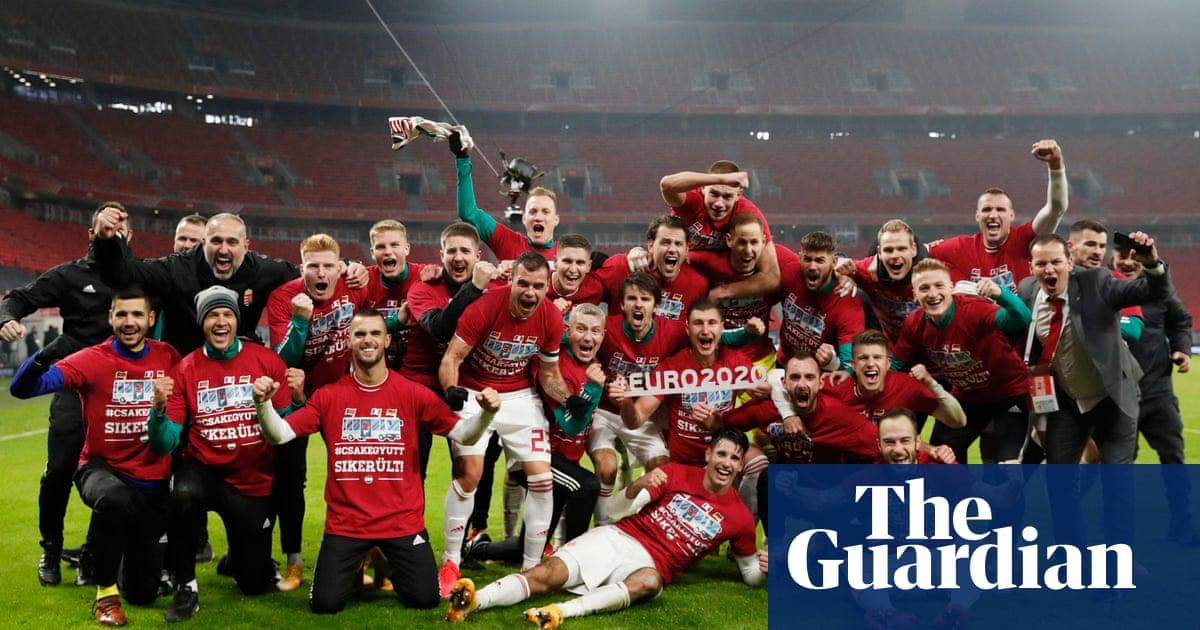 Euro 2020 play-offs: Hungary fightback stuns Iceland, North Macedonia qualify