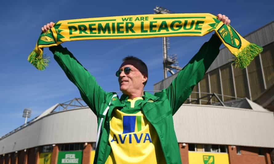 Norwich seal Premier League return after Brentford and Swansea are held   Norwich  City   The Guardian