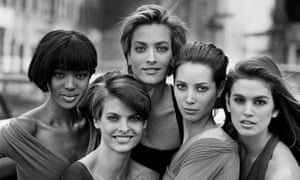 Peter Lindbergh's best photograph: the birth of the