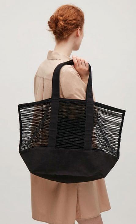 Cos Market Bag