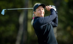 Suzann Pettersen Welcomes Solheim Cup Pressure After Surprise Wildcard Sport The Guardian