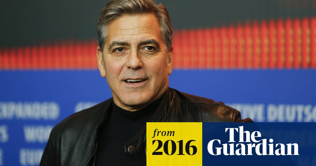 George Clooney admits money he raised for Hillary Clinton is
