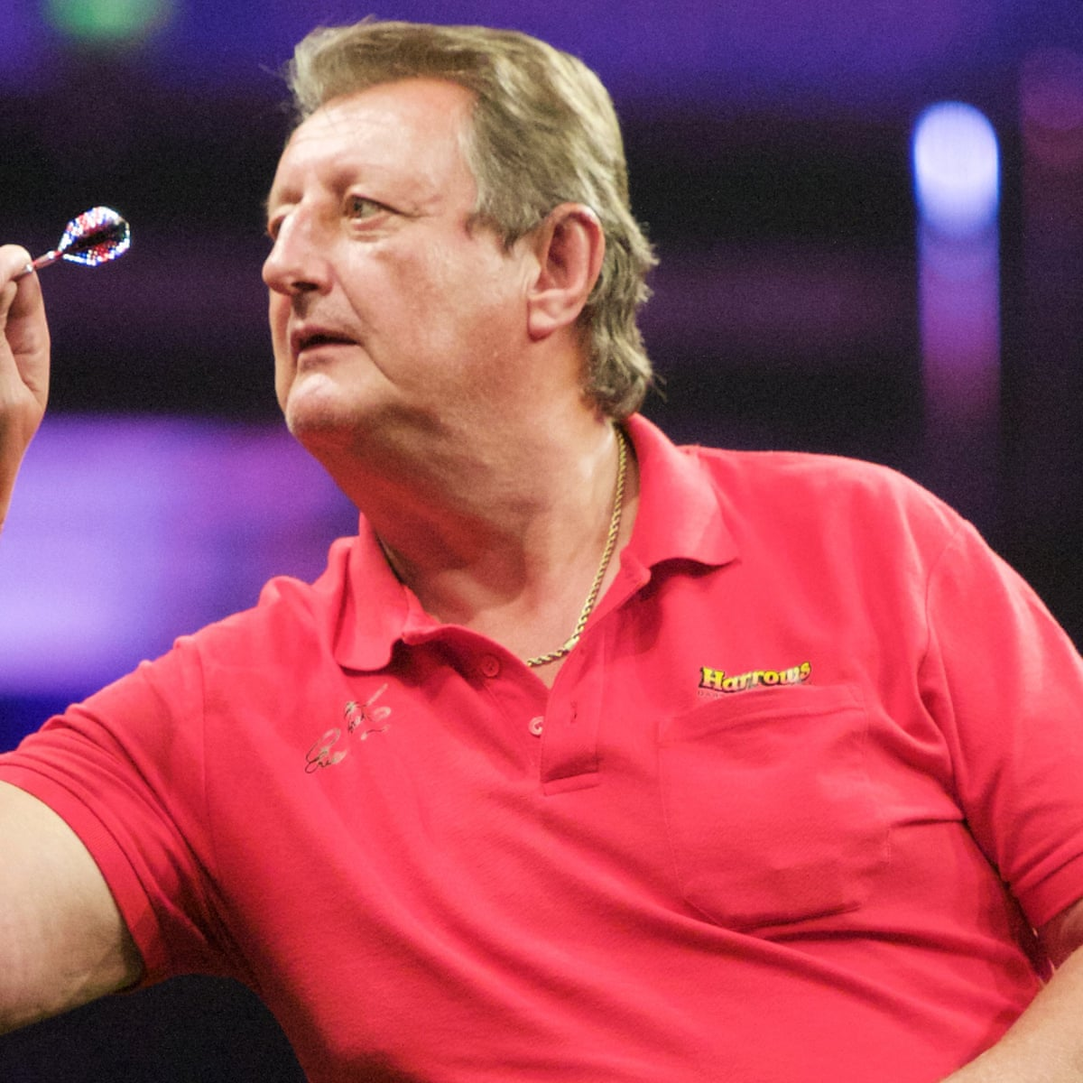 Eric Bristow, five-times darts world champion, dies aged 60 | Sport | The Guardian
