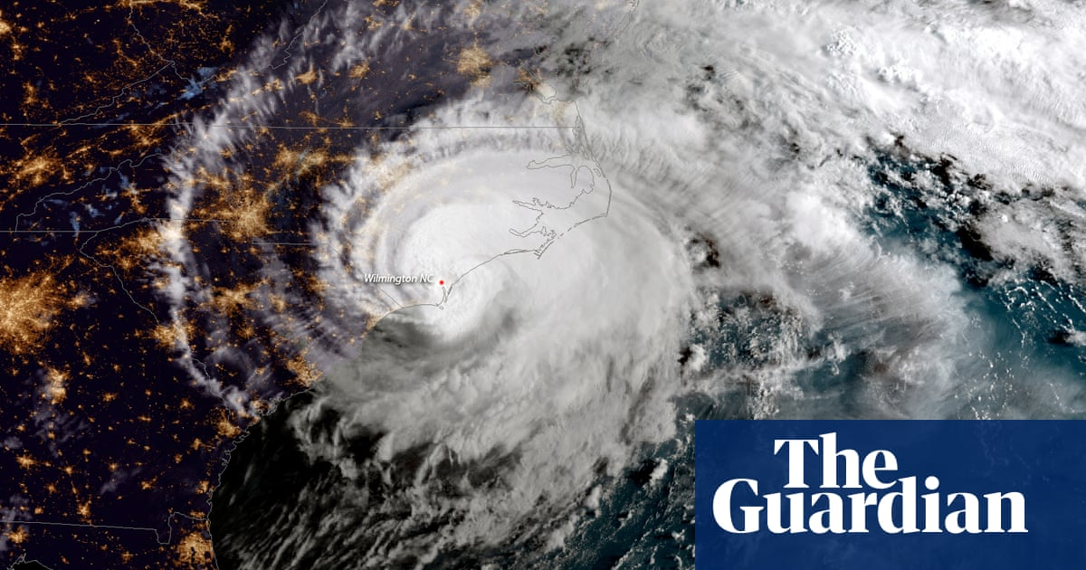 This is how the world ends: will we soon see category 6 hurricanes?