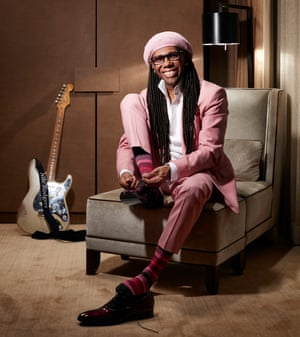 'Disco was such an exciting time to live within': Nile Rodgers