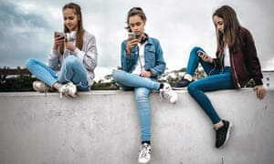 Parents are twice as worried about their teenage children being addicted to social media as they are about drugs.
