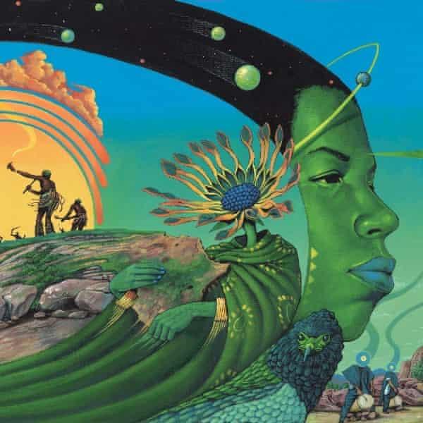 Georgia Anne Muldrow: Vweto II album artwork