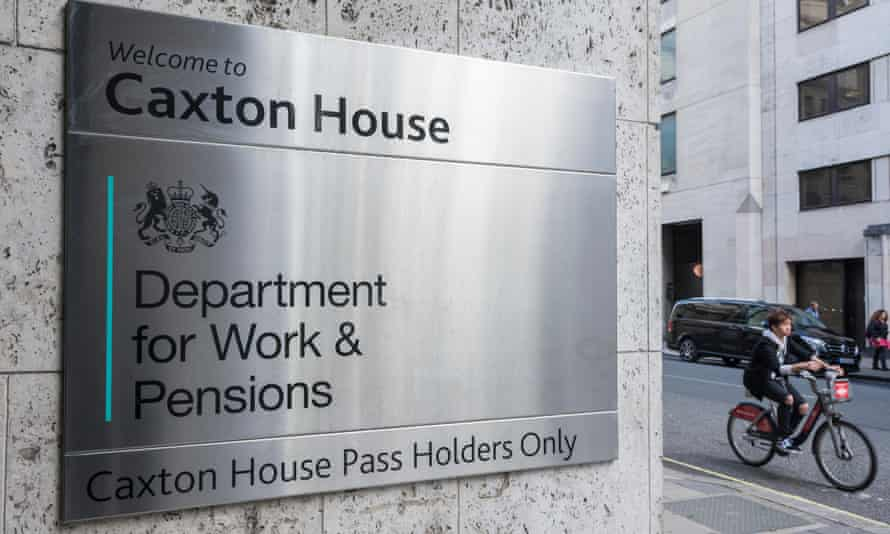 The Department for Work and Pensions has apologised for the 'severe stress and hurt' caused by the slur.