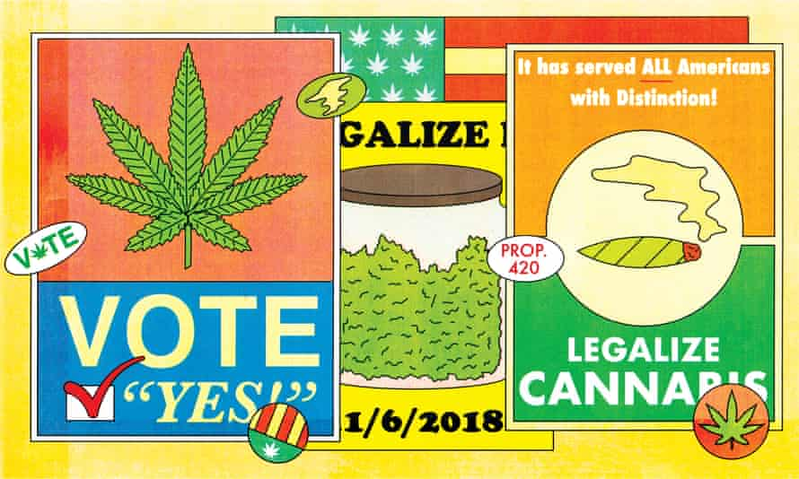 Two-thirds of the country favor recreational legalization and polls consistently show support for medical use well above 80%.
