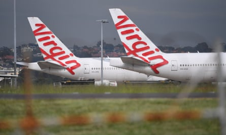 The Queensland government could join multiple bidders for Virgin Australia.