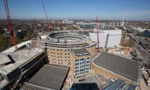 Buyers snap up first batch of BBC Television Centre homes