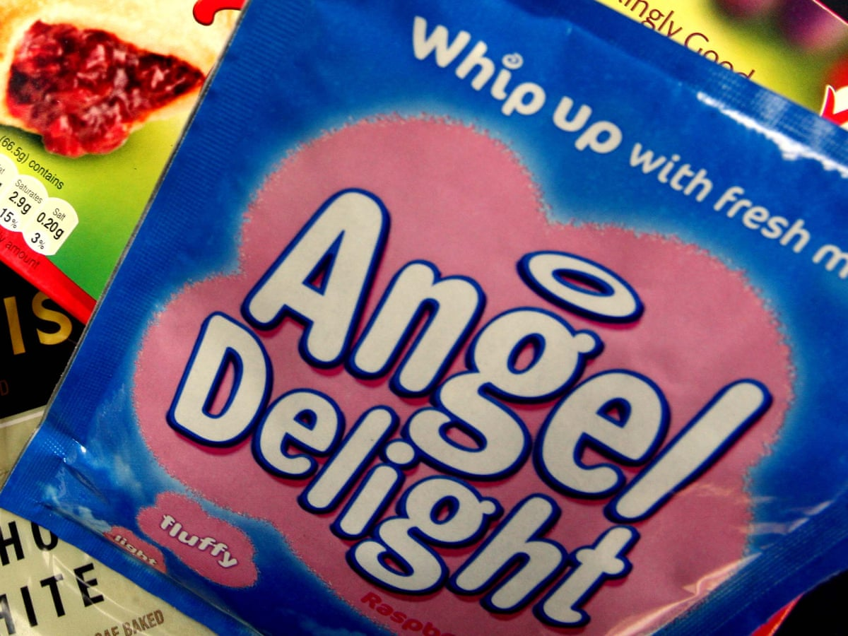 Angel Delight whips up strong sales for Mr Kipling and Oxo maker | Premier  Foods | The Guardian