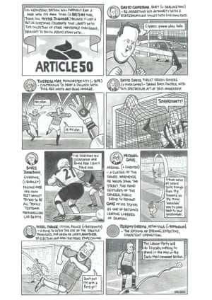 Article 50The greatest own goals in British football history
