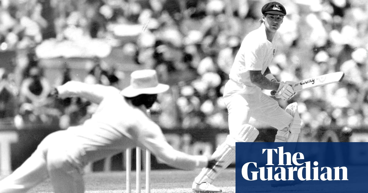 Dean Jones: Australia loses a sporting hero far too soon | Geoff Lemon