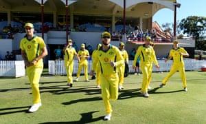 David Warner is back in Australian colours