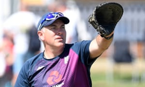Chris Silverwood would have hoped to remain in New Zealand for the whole of England's tour - his first as head coach