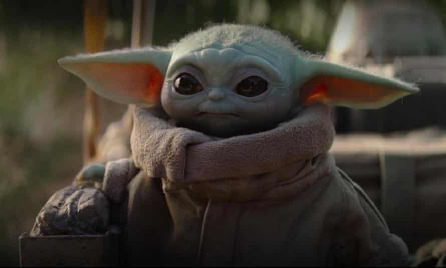 Big Deal He Is How Baby Yoda Became 2019 S Biggest New Character Us Television The Guardian