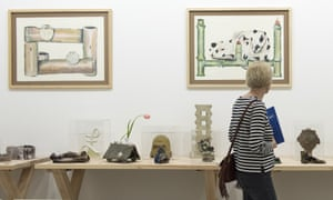 An exhibition in the newly refurbished galleries explores 100 years of studio pottery