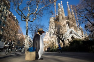 March of the Penguins in Barcelona. The huge 1.8m sq km reserve – five times the size of Germany – would ban all fishing in a vast area of the Weddell Sea and around the Antarctic Peninsula, safeguarding species including penguins, killer whales, leopard seals and blue whales.
