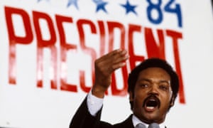Jesse Jackson has long advocated for monetary reparations for the descendants of slaves.