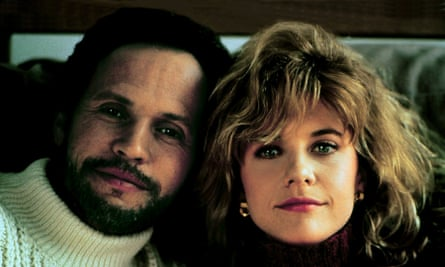 Billy Crystal and Meg Ryan in the genre-defining When Harry Met Sally.
