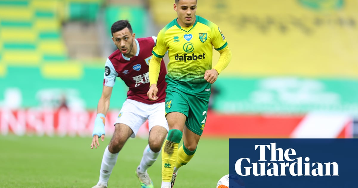 Barcelona and Norwich hold talks over Max Aarons transfer