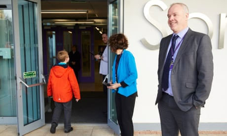 'We batter them with kindness': schools that reject super-strict values