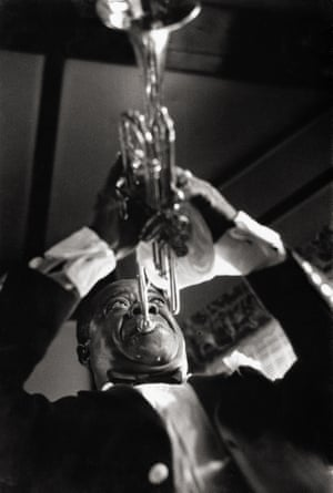 Louis Armstrong, 1956