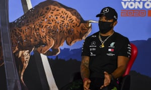 Lewis Hamilton has backed up his messages of rage and frustration with action.