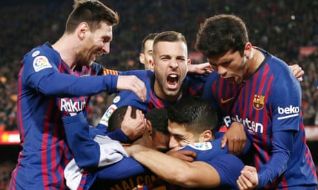 Barcelona pocket another league title while rivals scratch their heads