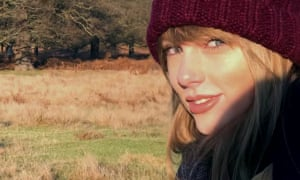 A still of Taylor Swift in Miss Americana.
