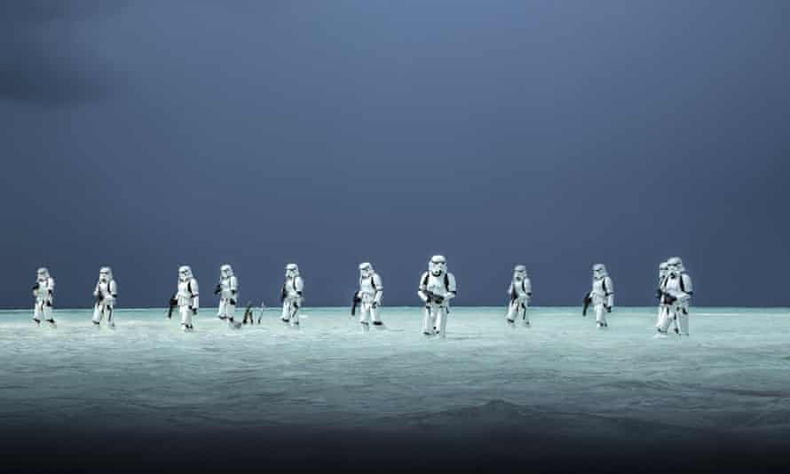 The stormtroopers are back.