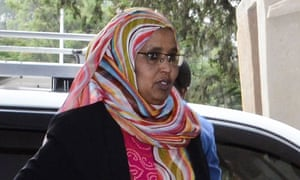 Aisha Mohammed, Ethiopia's new minister of defence.