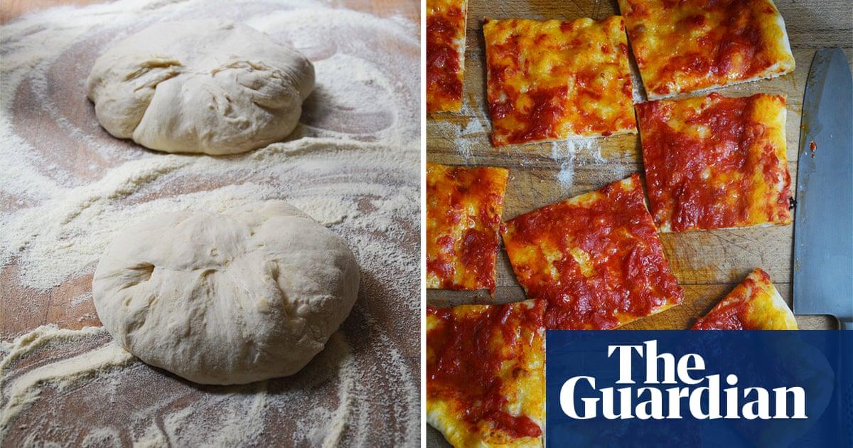 Rachel Roddy's recipe for Roman-style pizza rossa