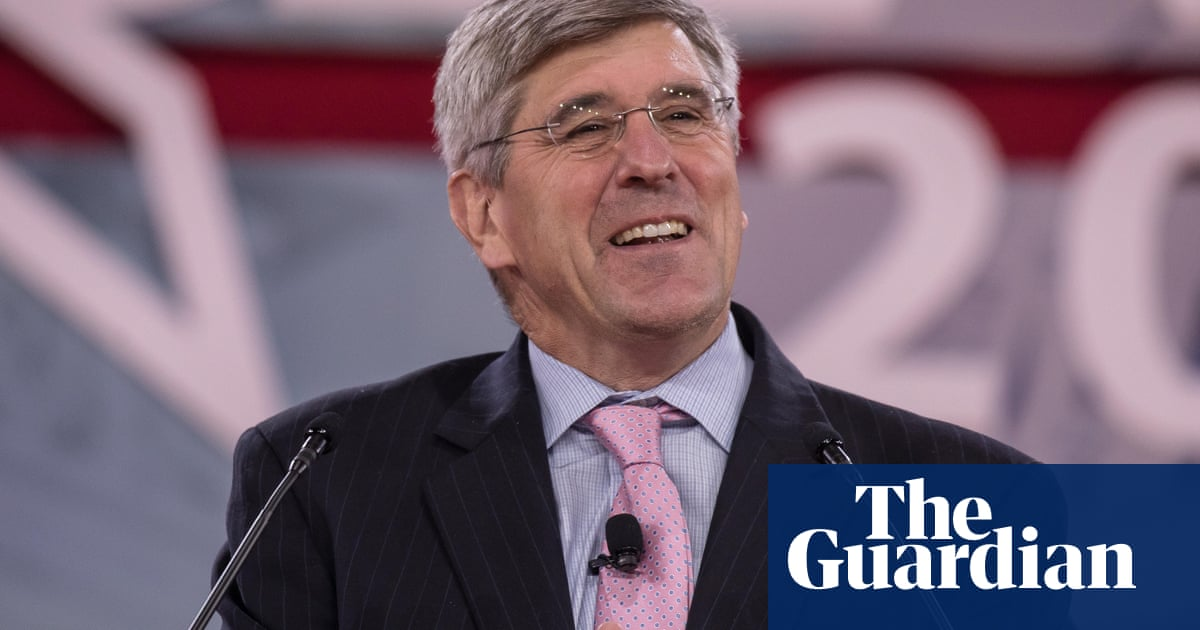 'No women anything': Trump Fed pick Stephen Moore's list of misogynistic remarks