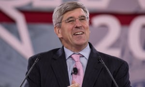 Stephen Moore has a long history of making misogynistic statements.